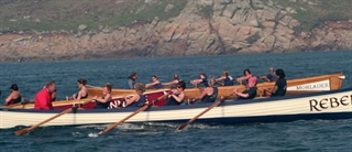 Dorset Holiday Parks Boat Race