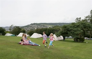 Charmouth Camping - Something for Everyone!
