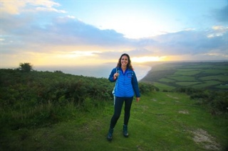 Julia Bradbury's Walks with a View in Dorset