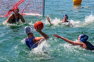 Lyme Splash Water Polo Sea Championship