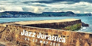 Lyme Regis Jazz Jurassica weekend
