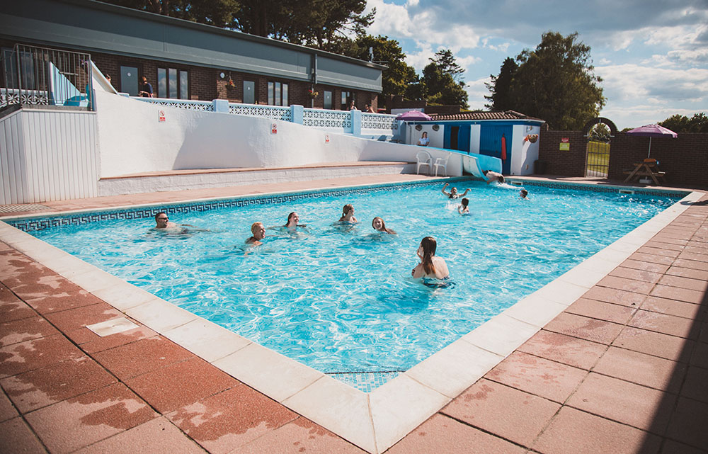 newlands outdoor swimming pool